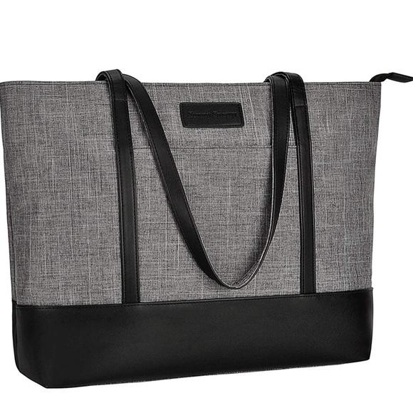 Handbags - Laptop Tote Bag,Womens Lightweight Water Resistant